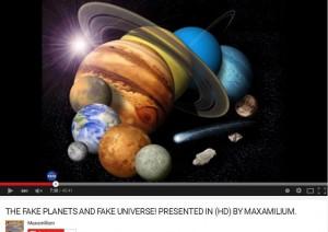 fakeUniverse-planets