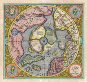 1606_Mercator_Hondius_Map_of_the_Arctic_