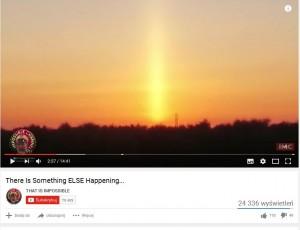 słońce-prosty-cień